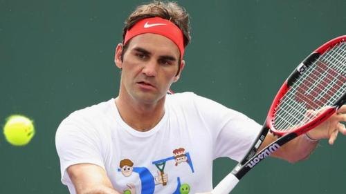 Miami Open ngày 3: Federer bỏ giải vì lí do bất khả kháng - 1