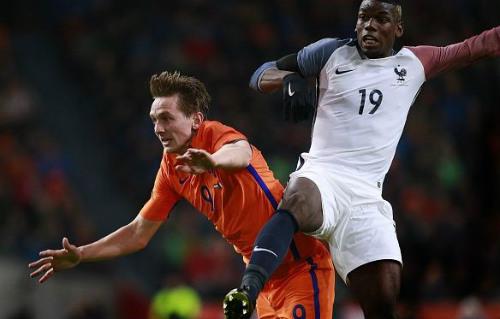 Hà Lan - Pháp: Cống hiến 5 bàn thắng - 1