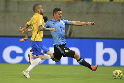 Chi tiết Brazil - Uruguay: Hồi hộp những phút cuối (KT) - 4
