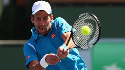 """Djokovic – Edmund: Đúng chất """"khởi động"""" (V2 Miami Open) - 1"""