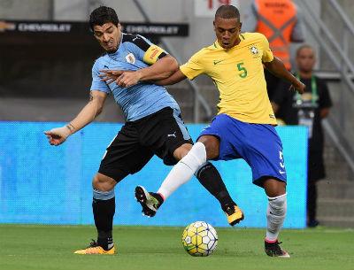 Chi tiết Brazil - Uruguay: Hồi hộp những phút cuối (KT) - 5
