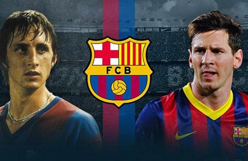 """Messi đọ huyền thoại: Đi tìm """"sư phụ"""" của Messi (P5) - 1"""