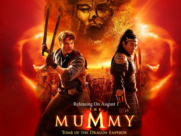 Trailer phim: The Mummy Tomb of The Dragon Emperor - 1