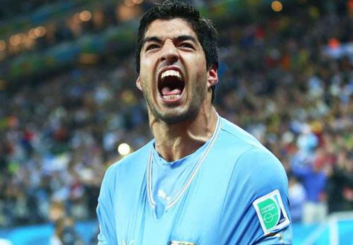 Suarez trở lại và tỏa sáng ở Uruguay: Cảm ơn Barca - 1