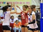 Thể thao - Bóng chuyền nữ: Giang Tô đấu NH Công Thương ở chung kết