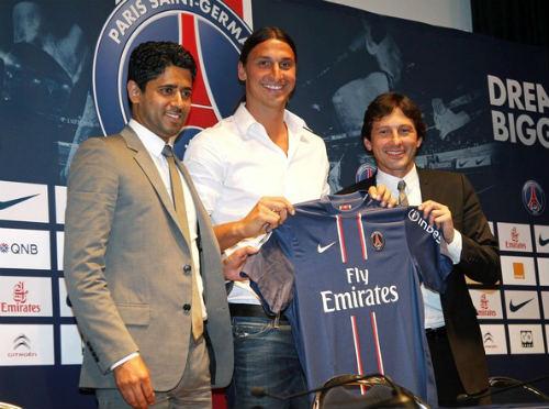 Thay thế Ibra - Cavani, PSG sắm cả Ronaldo và Neymar - 2