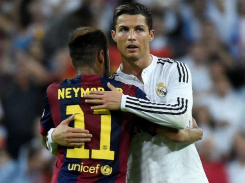 Thay thế Ibra - Cavani, PSG sắm cả Ronaldo và Neymar - 3