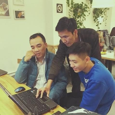 Chàng trai trẻ Hà Nội kiếm 400 triệu trong 3 tháng - 2