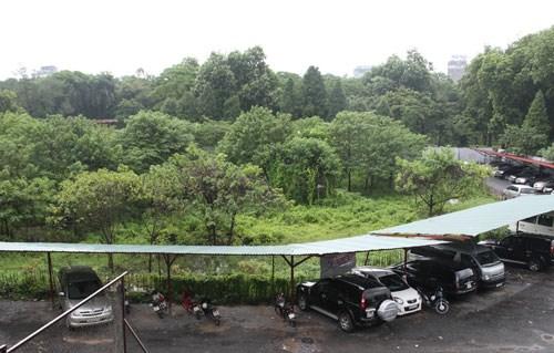 """HN """"quyết"""" xây bãi đỗ xe ngầm hơn 10.000 m2 trong CV Thống Nhất - 1"""