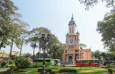 """Bí mật ngôi nhà thờ cổ trên """"đất vàng"""" giữa Sài Gòn - 1"""