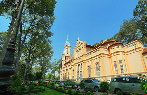 """Bí mật ngôi nhà thờ cổ trên """"đất vàng"""" giữa Sài Gòn - 11"""