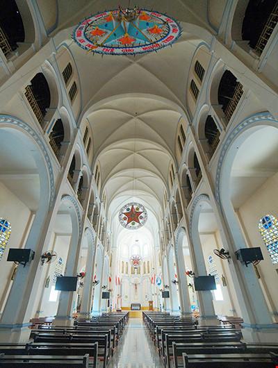"""Bí mật ngôi nhà thờ cổ trên """"đất vàng"""" giữa Sài Gòn - 3"""