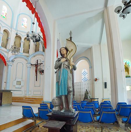 """Bí mật ngôi nhà thờ cổ trên """"đất vàng"""" giữa Sài Gòn - 5"""