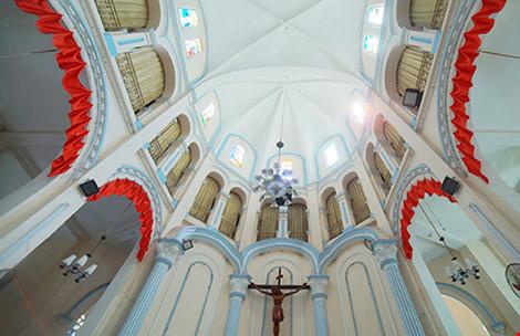 """Bí mật ngôi nhà thờ cổ trên """"đất vàng"""" giữa Sài Gòn - 6"""