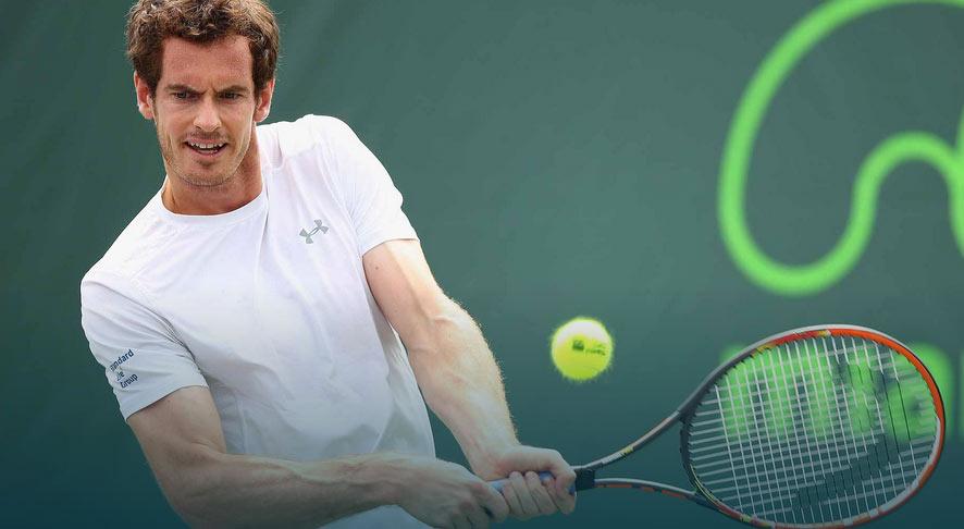 """Murray - Istomin: Hãy đợi đấy """"tiểu Federer"""" (V2 Miami Open) - 1"""