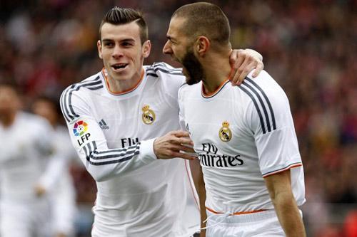 Ronaldo ít ảnh hưởng hơn Bale & Benzema ở Real? - 3