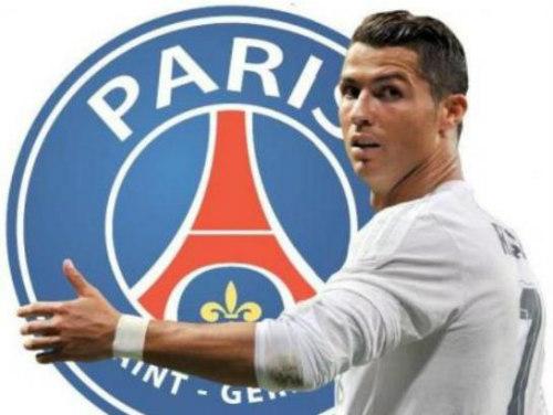 Thay thế Ibra - Cavani, PSG sắm cả Ronaldo và Neymar - 1