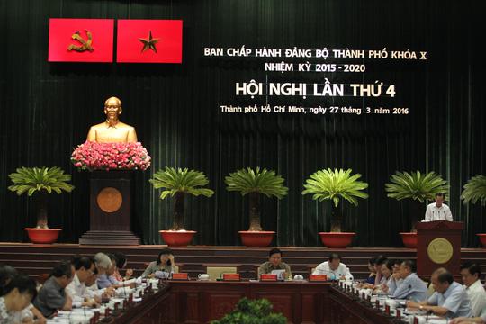 Ông Đinh La Thăng: TPHCM phải giành lại vị trí số 1! - 2