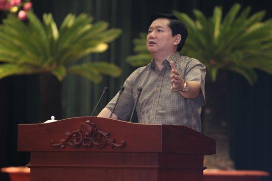 Ông Đinh La Thăng: TPHCM phải giành lại vị trí số 1! - 1