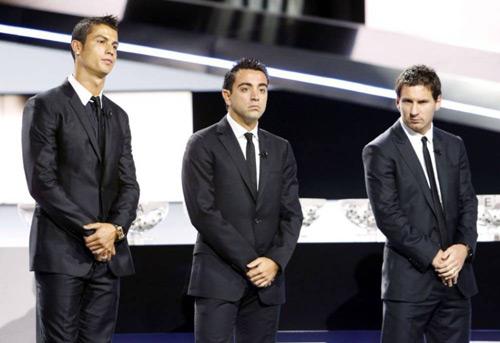 Messi thông minh hơn Ronaldo - 1