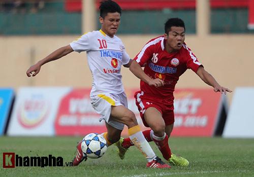 U19 QG: Derby kịch tính, đội bóng bầu Hiển lên ngôi - 1