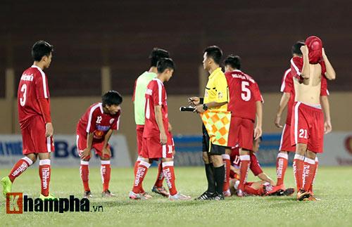 U19 QG: Derby kịch tính, đội bóng bầu Hiển lên ngôi - 7