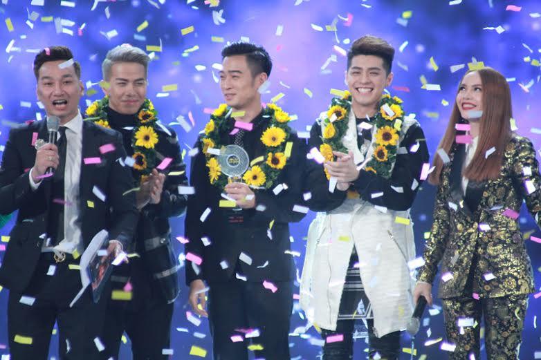 Noo Phước Thịnh đoạt quán quân The Remix như dự báo - 1