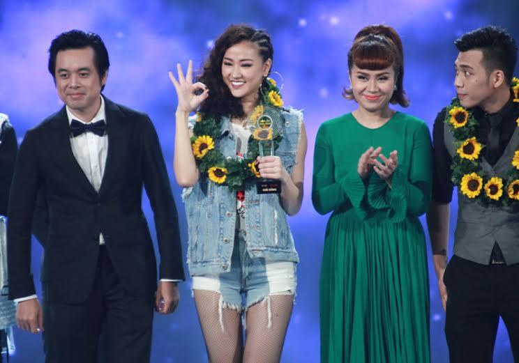Noo Phước Thịnh đoạt quán quân The Remix như dự báo - 4
