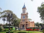 """Tin tức trong ngày - Bí mật ngôi nhà thờ cổ trên """"đất vàng"""" giữa Sài Gòn"""