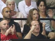 """Thể thao - Tin thể thao HOT 27/3: Bà xã Murray """"tái xuất"""" khán đài"""