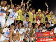 Bóng đá - U19 QG: Derby kịch tính, đội bóng bầu Hiển lên ngôi
