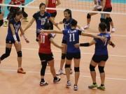 Thể thao - Bóng chuyền nữ: Hạ cường địch, NH Công Thương lên ngôi nghẹt thở
