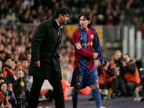 Messi tiết lộ người quan trọng nhất trong sự nghiệp - 1