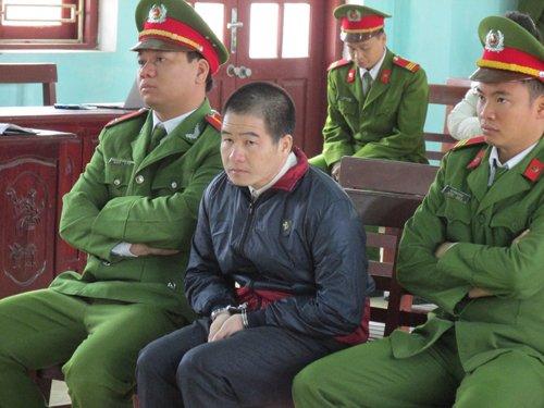 Xét xử Tàng Keangnam - 1