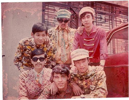 """Thời trang lãng tử của """"soái ca"""" Việt thập niên 1960 - 1"""