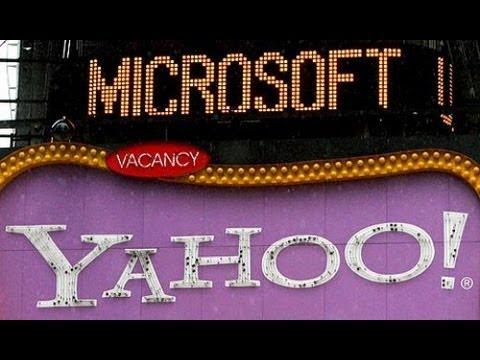 Microsoft mua lại Yahoo - 1