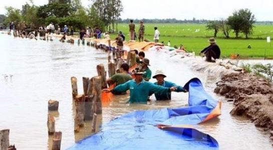 VN làm gì trong lúc Thái Lan chống hạn vài năm trước? - 1