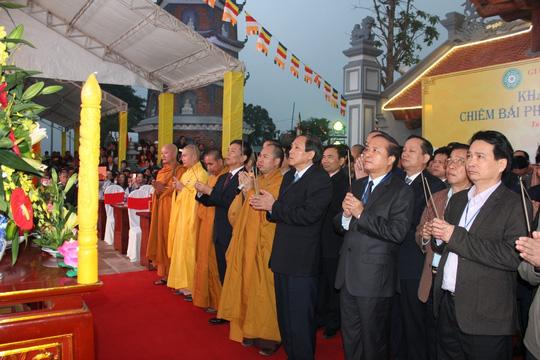 Tượng Phật ngọc lớn nhất thế giới đến Quảng Bình - 2