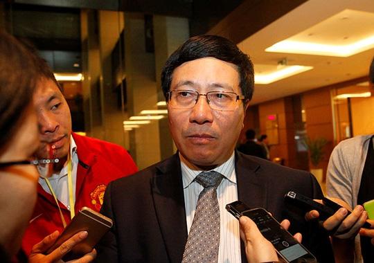 Phó Thủ tướng nói về việc TQ xây đập trên sông Mekong - 1