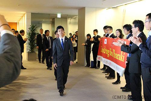 """Công Phượng được bổ nhiệm làm """"Đại sứ"""" ở Nhật Bản - 3"""