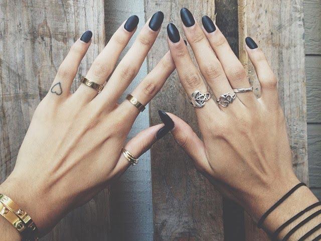 Nhìn ngón tay đoán ngay sức khỏe và tính cách - 1