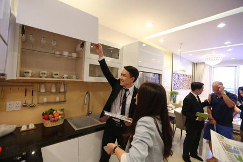 Gian bếp yêu thương trong căn hộ đẳng cấp tại Tân Phú - 1
