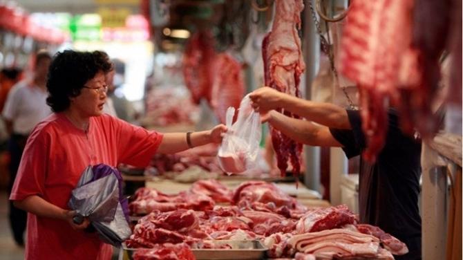Cách phát hiện nhanh thịt lợn chứa chất tạo nạc - 1