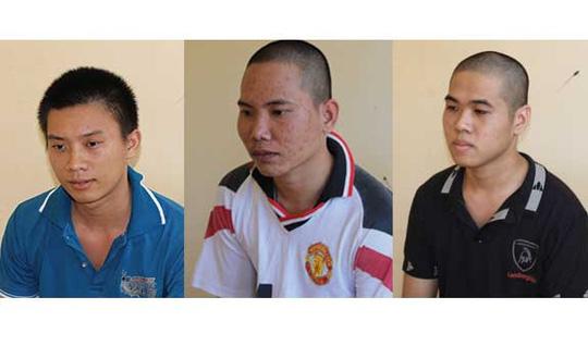 Bắt 3 tên cướp hoành hành dọc quốc lộ nhiều tỉnh miền Tây - 1