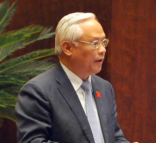 Đại biểu QH có quyền tự ứng cử Chủ tịch nước, Thủ tướng - 1