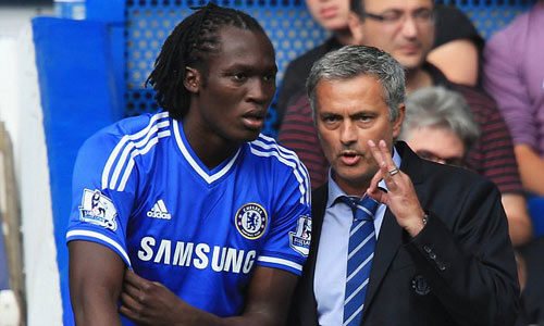 """""""Drogba phiên bản 2"""" muốn tái ngộ Mourinho ở MU - 1"""