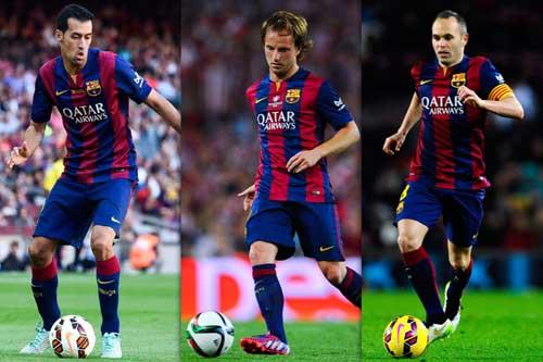 Hướng tới Siêu kinh điển: Khi Barca & Real dặt dẹo - 1