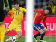 Bóng đá - Romania - Tây Ban Nha: Thử nghiệm bất thành