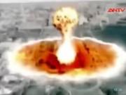 Video An ninh - Sốc: Triều Tiên tung video dọa tấn công Mỹ bằng tên lửa