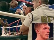 """Thể thao - Boxing: Cha xin con đừng """"phế võ công"""" đối thủ"""